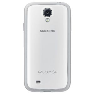 Samsung S4 Protect Case White