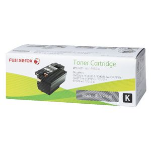 Fuji Xerox 201591 Toner Cartridge Black