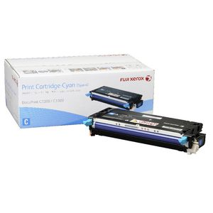 Fuji Xerox C2200/3300 Toner Cartridge Cyan