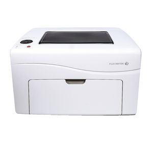 how to connect between computer and fuji xerox printer