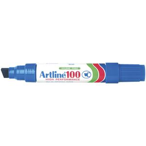 Artline 100 Permanent Marker Blue