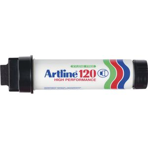 Artline 120 Permanent Marker Black