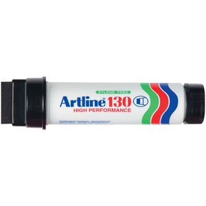 Artline 130 Permanent Marker Black