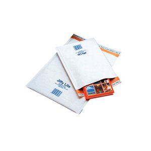 Jiffy Lite Bubble Lined Mailing Bags 360 X 480mm 60 Pack