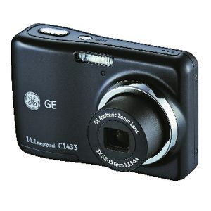 GE C1433 Digital Camera Black