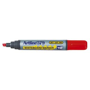 Artline 579 Whiteboard Marker Red