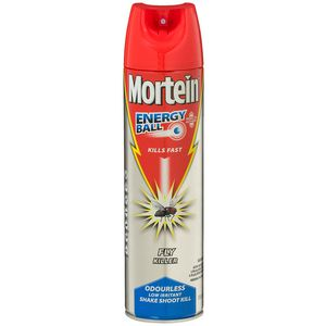 Mortein Energyball Fast Knockdown Insect Spray Odourless 350gm
