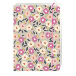 Go Stationery A6 Chunky Notebook Camden Floral 320 Page