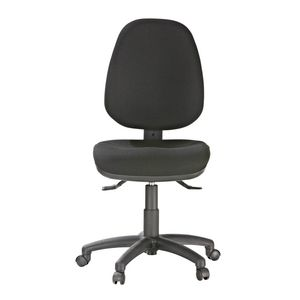 Gregory Trusit Ergonomic High Back Chair Black