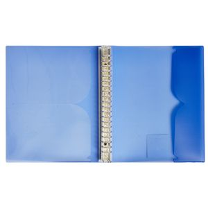 A5 Organiser Lilac Transparent Lined