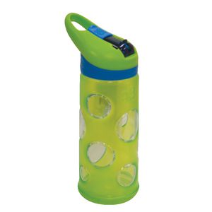 Cool Gear Grip Top Tritan Water Bottle 444mL Green