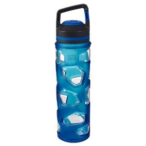 Hot Topic Grip Top Tritan Water Bottle 651mL Blue