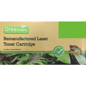 Greentec Toner Cartridge Yellow Q6472a