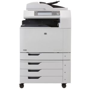 HP Colour Laserjet CM6040F Multifunction