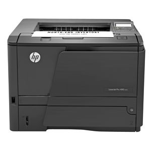HP LaserJet Pro M401N Mono Laser Printer