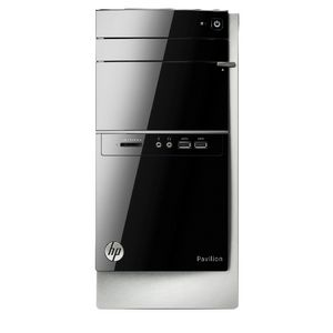 HP Pavilion 500 Desktop PC Core i7 Processor Black