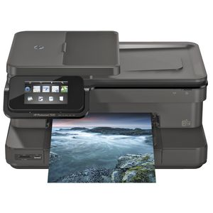 HP Photosmart 7520 e-All-in-One Colour Inkjet Multifunction