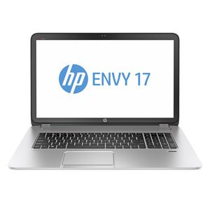 HP Envy 17-J005TX Notebook  Intel Core I7 Processor Silver