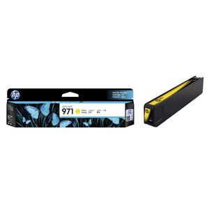 Hp 971 Ink Cartridge Yellow