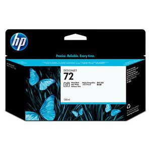 HP 72 Photo Ink Cartridge Black 130mL