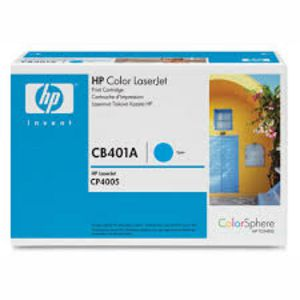 HP CB401A Toner Cartridge Cyan