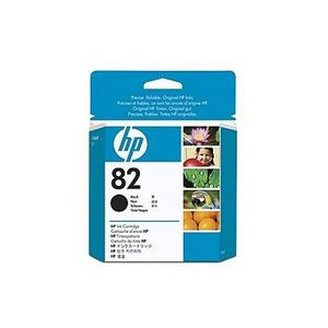 HP 82 Ink Cartridge Black