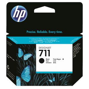 HP 711 Ink Cartridge Black 80mL