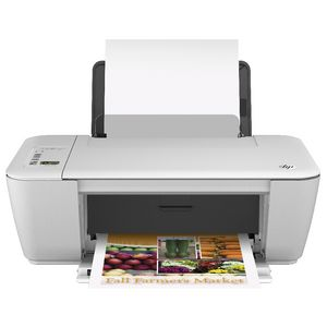 HP Deskjet 2540 Wireless Colour Inkjet Multifunction