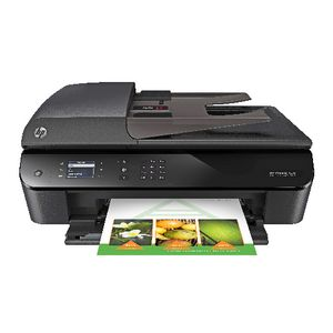 HP Officejet 4630 Wireless Colour Inkjet Multifunction