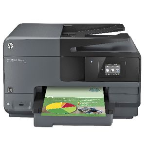 HP Officejet Pro 8610 Wireless Colour Inkjet Multifunction
