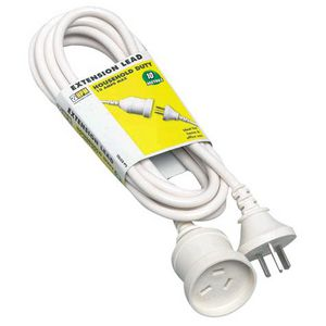 HPM Household Duty Extension Lead 10m