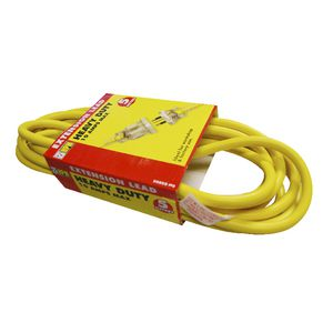 HPM Heavy Duty Extension Lead 5 metres