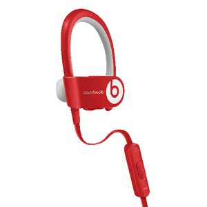 Beats PowerBeats 2 Wireless Earphones Red