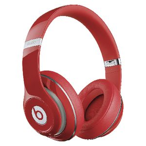 Beats Studio Wireless Headphones Red