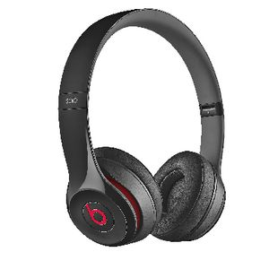 Beats Solo2 On Ear Headphones Black