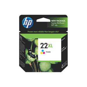 HP 22XL Ink Tri-Colour