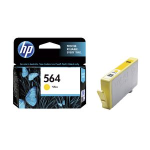 HP 564 Ink Cartridge Yellow