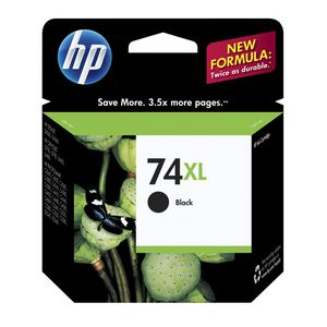 HP 74XL Ink Cartridge Black