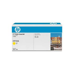 HP 502A Q6472A LaserJet Toner Cartridge Yellow