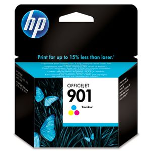 HP 901 Ink Tri-Colour
