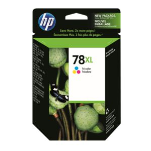 HP 78XL Tri-Colour Ink