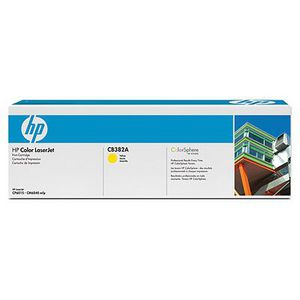 HP Toner Yellow CB382A