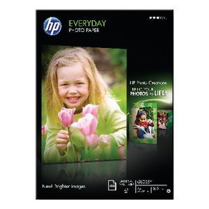 HP A4 Everyday Photo Paper 100 Pack