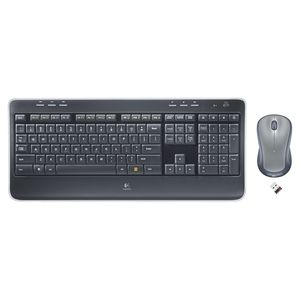 Logitech Wireless Combo MK520 Keyboard and Mouse