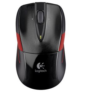 Logitech M525 Wireless Mouse Black