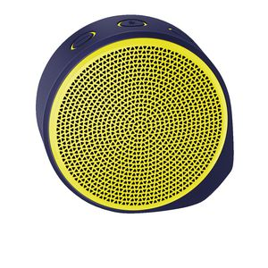 Logitech X100 Mobile Wireless Speaker - Yellow