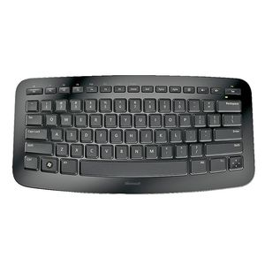 Microsoft Arc Keyboard Black Wireless