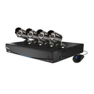 Swann DVR4-3425 Digital Video Recorder and 4 Cameras
