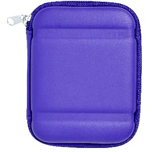 InSystem Portable Hard Drive Hard Case Blue