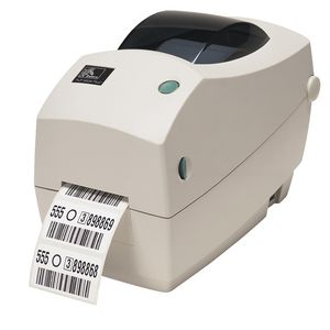 Zebra Black and White Direct Thermal Label Printer LP2824 ...